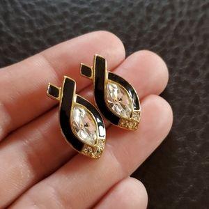 VTG Trifari earrings